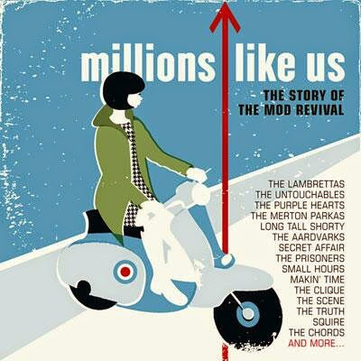 Various Artists - Millions Like Us (The Story of the Mod Revival