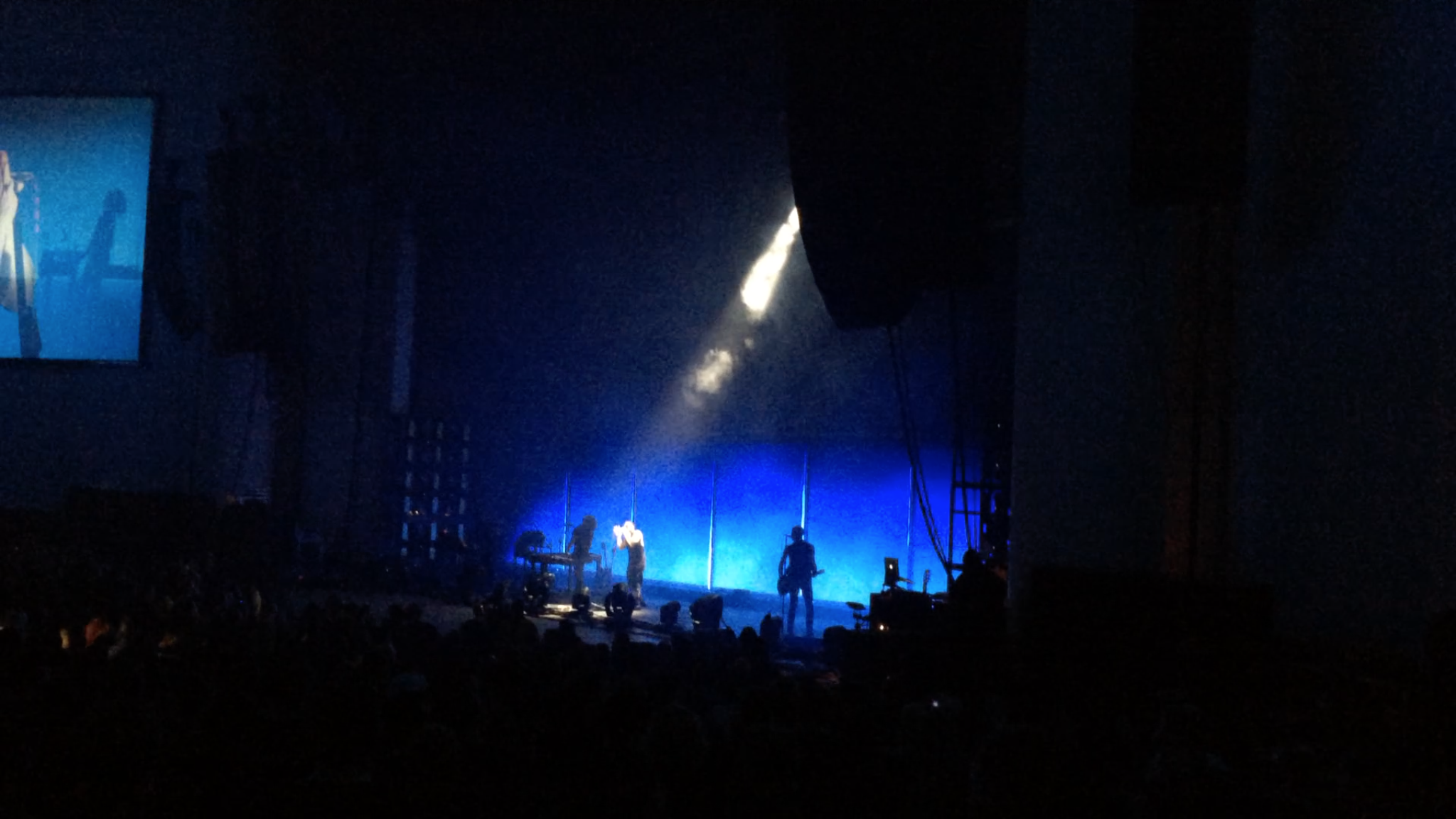 Nine Inch Nails - PNC Bank Arts Center - Gigs - Reviews - Soundblab